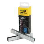 "Stanley Bostitch SharpShooter® Staples, 1/2"" Leg Length, 1,000 Staples/Box"