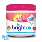 Bright Air Super Odor Eliminator, Island Nectar & Pineapple, 14oz Jar