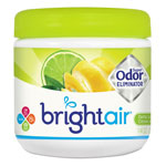 Bright Air Super Odor Eliminator, Zesty Lemon & Lime, 14 oz Jar