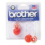 Brother 3010 Lift Off Correction Tapes for Typewriters