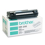 Brother DR200 Black Drum Unit for Laser Printers & Fax Machines
