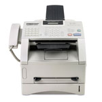 Brother IntelliLaser Fax Machine 4100E Plain Paper Laser Fax Machine & Copier