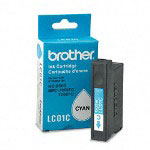Brother Cyan Ink Cartridge, 300 Pages