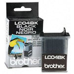 Brother LC04BK Black Print Cartridge, 850 Pages