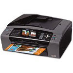 Brother MFC495CW Color AllInOne Inkjet Printer with Wireless Networking