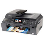 Brother MFC5895CW Color Multifunction Inkjet Printer