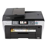 Brother MFC-6490CW Professional Multifunction Network Ready Color Inkjet Printer