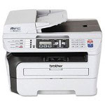 Brother MFC7440N Monochrome Multifunction Laser Printer with Networking