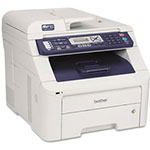 Brother MFC9320CN Color AllInOne Laser Printer with Wireless Networking