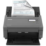 Brother High-Volume Color Desktop Scanner with Duplex, 80 ppm, 600 x 600 dpi