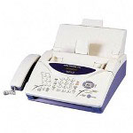 Brother PPF-1270E IntelliFax Fax Machine & Copier, Plain Paper