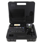 Brother P-Touch PT-D600VP PC-Connectable Label Maker with Color Display and Carry Case, Black