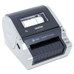 "Brother QL-1060N Network Ready Wide Label Printer, up to 4"" Labels"