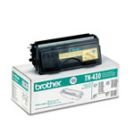 Brother TN430 Black Laser Toner Cartridge for Printers & Fax Machines