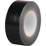 "Business Source Duct Tape Roll, 9mil, 2""x60 yards, Black"