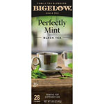 Bigelow Tea Company Plantation Mint Black Tea, 28/Box
