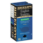 Bigelow Tea Company Single Flavor Tea, English Teatime, 28/Box