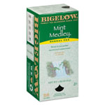 Bigelow Tea Company Mint Medley Herbal Tea, 28/Box