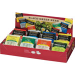 Bigelow Tea Company Tea Tray Pack with 8 Compartments