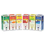 Bigelow Tea Company Assorted Tea Packs, Six Flavors, 28 Tea Bags/Flavor, 168/Carton