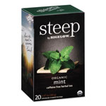 Bigelow Tea Company steep Tea, Mint, 1.41 oz Tea Bag, 20/Box