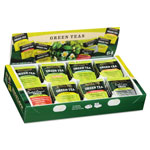 Bigelow Tea Company Green Tea Assortment, Tea Bags, 64/Box