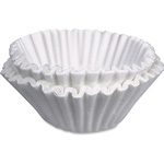 Bulman Products Gourmet Coffee Filters, Paper, White