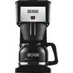 Bulman Products Coffee Maker, Pour-O-Matic, 10-Cup, Black