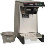 Bulman Products Wave Combo Brewer, 3.88gal/hr, Stainless Steel