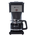 Bunn Ten Cup Coffee Brewer with Carafe, Black