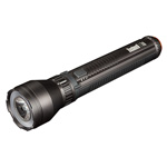Bushnell Outdoor 9AA, 1080 Lumen RUBICON Flashlight Grey