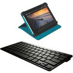 Targus Bluetooth Wireless Keyboard iPad - Keyboard - With Truss Case For iPad