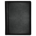Buxton Executive Leather Padfolio, 9-1/2 x 12-1/2, Black