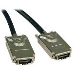 Tripp Lite S522-02M - Serial Attached SCSI (SAS) External Cable - 6.6 Ft