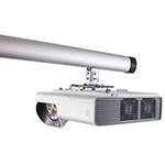 "MasterVision™ VPL SW526C Projector With Mounting Arm, 2500 Lumens for 78"" Board"