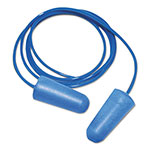 Boardwalk Detectable Earplugs, Corded, Blue, 10 Pack/Carton