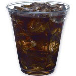 Boardwalk 16 Oz Cold Plastic Cups, Clear, Pack of 500