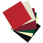 Boardwalk Napkins, Red, 2 Ply, 5 Packs of 200