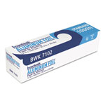 "Boardwalk Aluminum Foil, Standard, 12"" x 1000ft, 14 Micron, Roll"