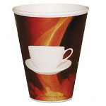 Boardwalk 12 Oz Hot Paper Cups, White, Pack of 190