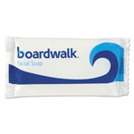 Boardwalk Face and Body Soap, Flow Wrapped, Floral Fragrance, .75oz Bar, 1000/Carton