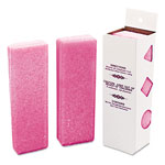 Boardwalk Deodorizing Para Wall Blocks, 16oz, Pink, Cherry, 12/Box
