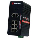 Comtrol RocketLinx ES8108 - Switch - 8 Ports