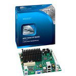 Intel Desktop Board D410PT With Integrated Atom Processor D410 - Motherboard - Mini ITX - INM10
