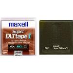 Maxell Super DLT I - 160 GB / 320 GB - Storage Media
