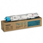 Brother TN-12C Cyan Laser Toner Cartridge