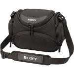 Sony LCS CSH - Soft Case For Camcorder - Polypropylene - Black