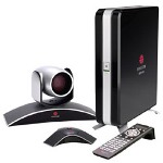 Polycom HDX 8002 Video Conferencing Kit