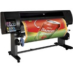 "HP DesignJet Z6100 60"" Large-format Printer Color Ink-jet Roll (60"" x 574') 2400 DPI x 1200 DPI Up To 1.7 Ppm (color) 1000Base-T"