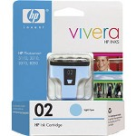 HP C8774WN#140 02 Light Cyan Print Cartridge, 5.5 mL